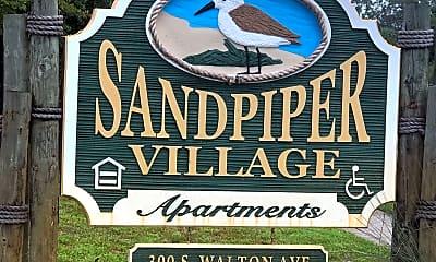 Sandpiper Village Apartments, 1
