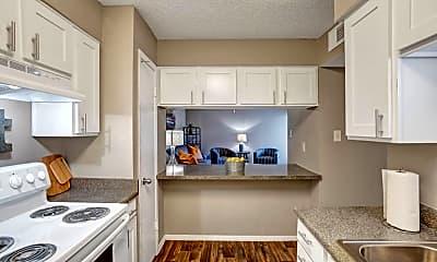 Kitchen, Alpine Creek Apartments, 0