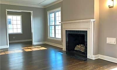 Living Room, 404 E 75th St, 1