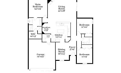 4127 Sandhill Crane Terrace, 1