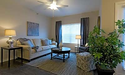 Living Room, Stonegate Crossing Apartments, 1