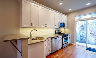 Kitchen, 2645 Annin St, 1