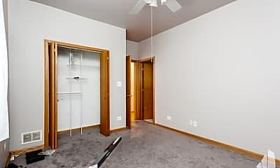 Bedroom, 1249 N Paulina St, 2