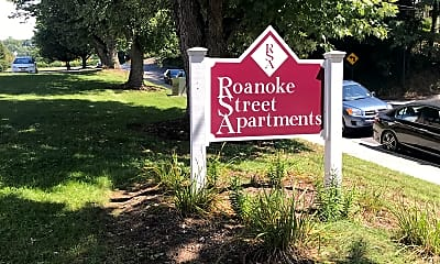 Roanoke Street Apartments, 1