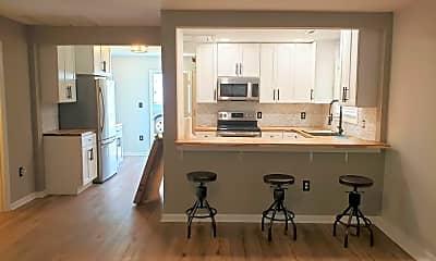 Kitchen, 409 Swann St, 1