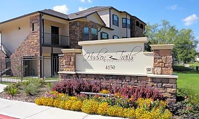 Community Signage, Hudson Trails Apartment Homes, 0