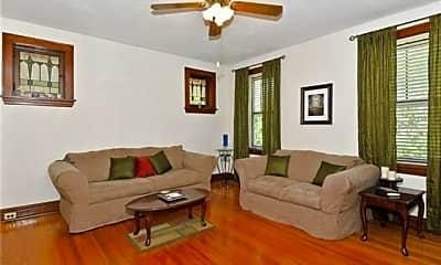 Living Room, 6424 Alabama Ave 2, 1