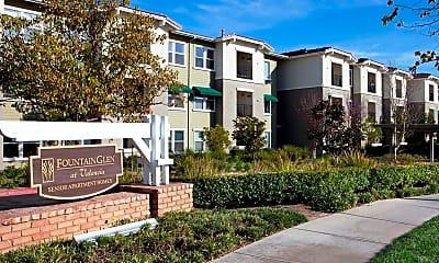 Building, FountainGlen Valencia 55+, 1