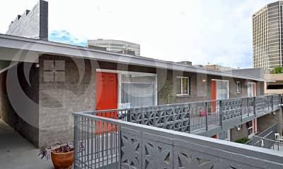 Patio / Deck, 45 E Lexington Ave, 0