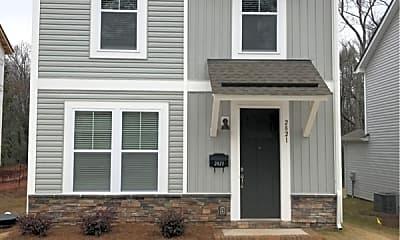 Building, 2821 Shamrock Drive, 0