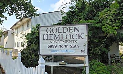 Golden Hemlock, 1