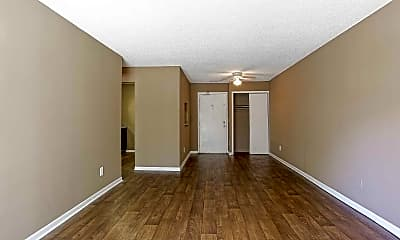 Living Room, The Flats at Nolensville, 1