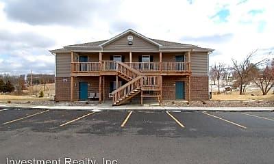 Building, 311 Santa Fe Trails, 0