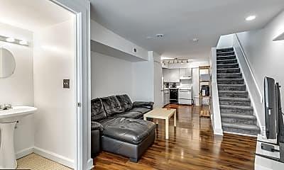 Living Room, 308 Bainbridge St 1, 1