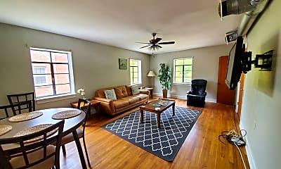 Living Room, 314 Transylvania Park, 0
