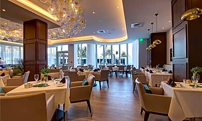 Dining Room, 10155 Collins Ave PH8, 2