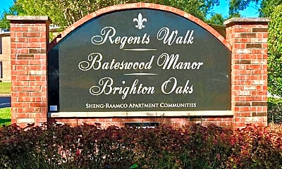 Community Signage, Brighton Oaks, 0