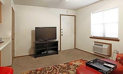 Living Room, Double Tree I/II, 1