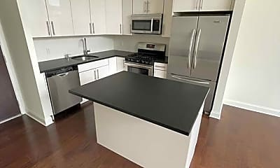 Kitchen, 2001 Hudson Terrace 602, 0