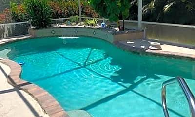 Pool, 5938 Cove St, 1