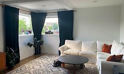 Living Room, 313 Fulton st, 2
