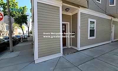 Patio / Deck, 535 E 8th St, 2