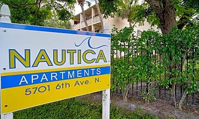 Community Signage, Nautica Apartments, 2