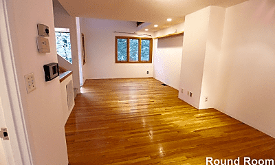 Living Room, 17 Fresh Pond Pl, 0