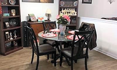 Dining Room, 4623 McClelland Dr, 0