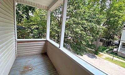 Patio / Deck, 1411 Pennsylvania Ave, 2