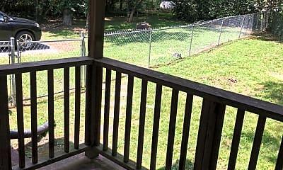 Patio / Deck, 402 Acklen Park Dr, 2