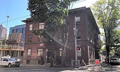 Harrison Court Apartments, 0