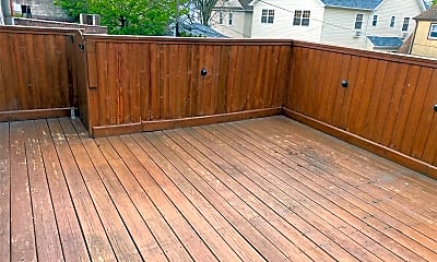 Patio / Deck, 318 Jericho Turnpike 2R, 1