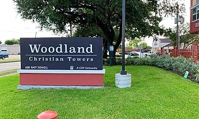 Woodland Christian Towers, 1