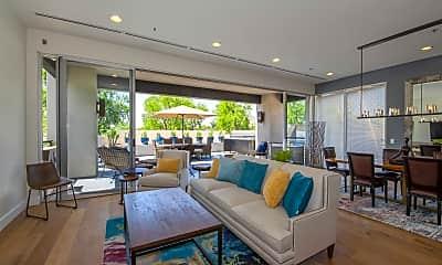 Living Room, 4201 N Marshall Way, 0