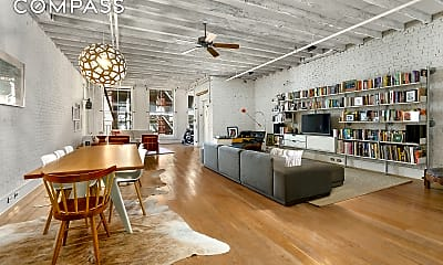 Dining Room, 118 Mercer St 3, 1