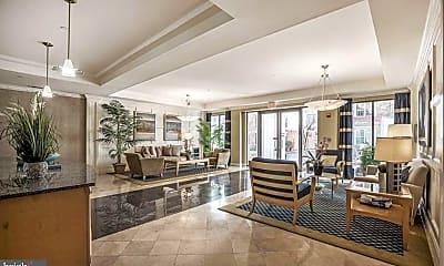Living Room, 500 Belmont Bay Dr, 1