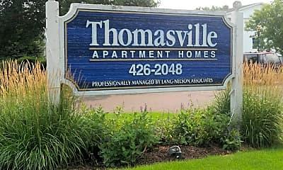 Thomasville Apartments, 1