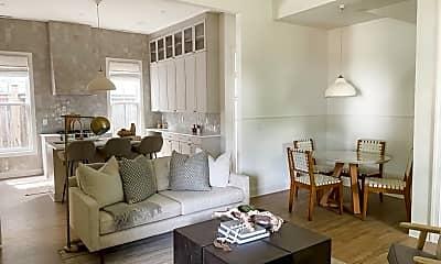 Living Room, 4410 Dakota Ave, 0