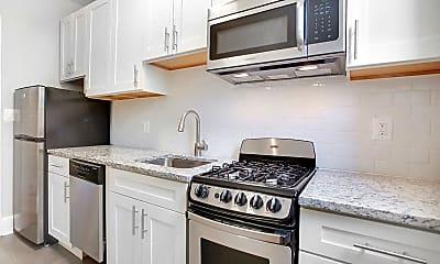 Kitchen, The President Madison Apartments, 0
