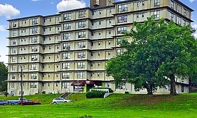 Building, River Parks Lofts, 2