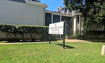 Cornerstone Apartments, 1
