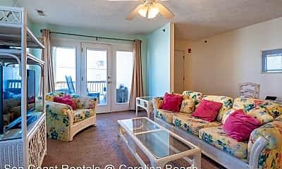 Bedroom, 300 Carolina Beach Ave S, 1