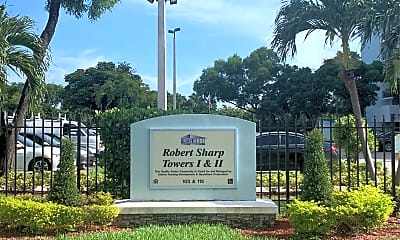 Robert Sharp Towers I, 1