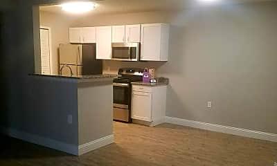 Kitchen, The Glenn, 2