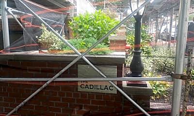 The Cadillac, 1