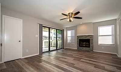 Living Room, 8809 W 106th Ter, 1