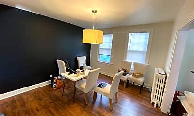 Dining Room, 895 Mercer Street, Unit 2, 2