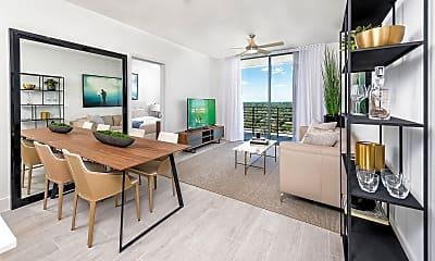 Living Room, 416 SW 1st Ave 201, 0