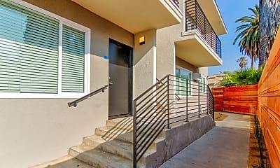 Building, 570 N. Los Robles Ave., 1